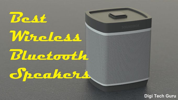 Best Wireless Bluetooth Speakers Under ₹5000 Rupees
