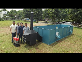 mesin box dryer