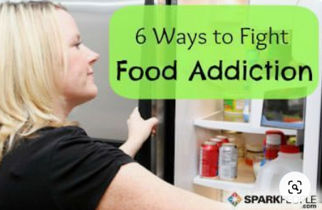 Health Food Can Fight Your Addictions