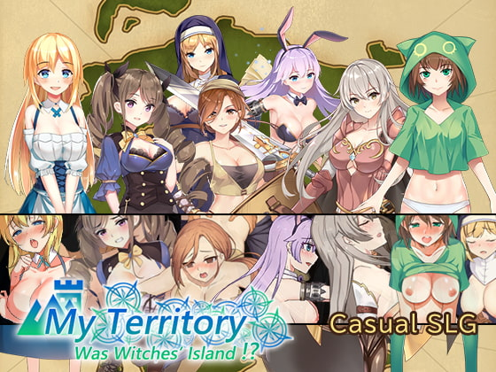[H-GAME] My Territory Was Witches Island!? JP