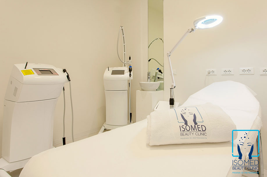 Isomed Beauty Clinic, Marina di Pietrasanta