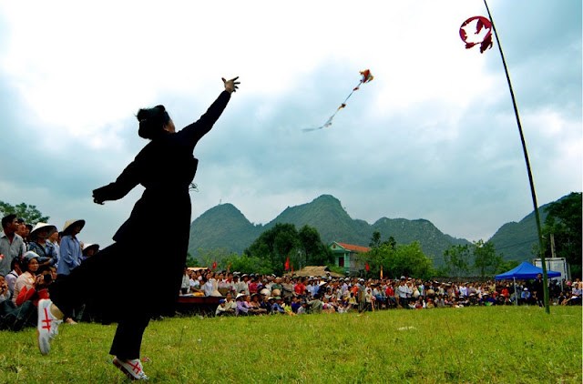 There Is A Region Of Beauty And Ethnic Traditions In Northern, Vietnam 2