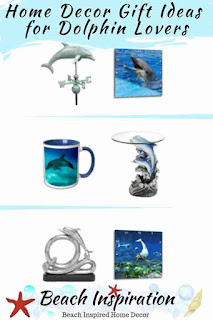Home Decor Gift Ideas for Dolphin Lovers