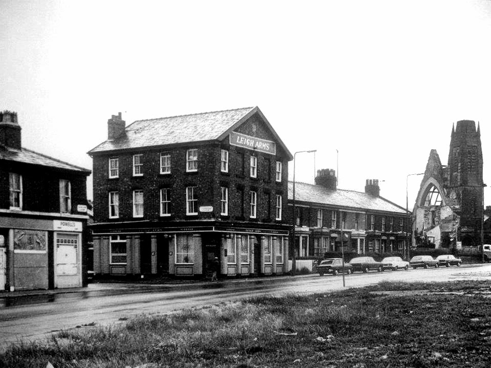 Barlow Lane And The Leigh Arms 1980