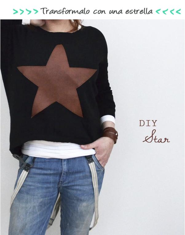 Ideas Jersey Estrella