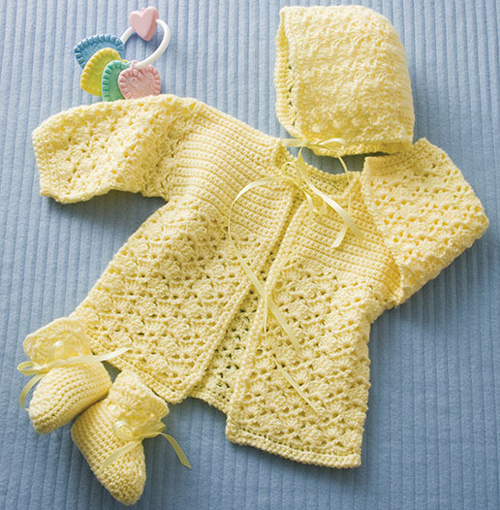 Lemon Drops - Free Pattern