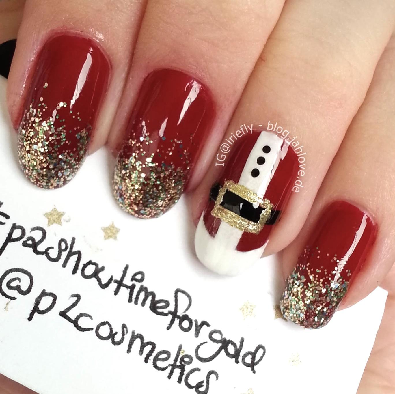 nails weihnachts n gel mit alessandro 26 velvet red. Black Bedroom Furniture Sets. Home Design Ideas