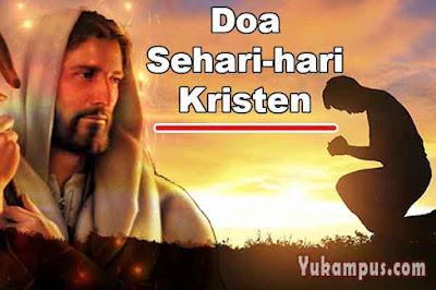 kumpulan doa sehari hari kristen
