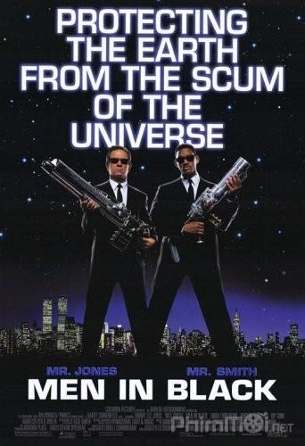 dac vu ao den - men in black 1997 vietsub