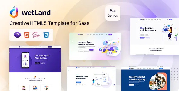 Best MultiPurpose HTML5 Template