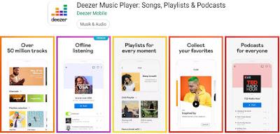 aplikasi musik online terbaik 2019