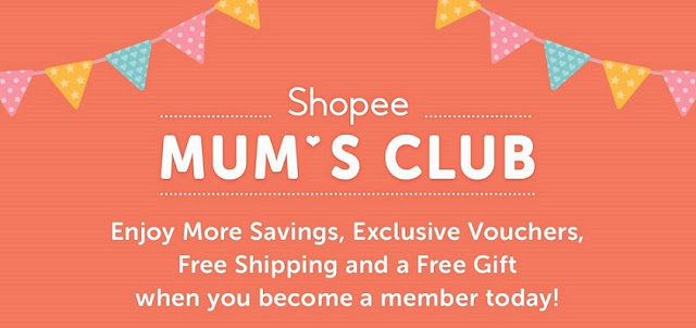 Shopee Mum's Club