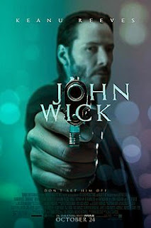 John Wick (2014) English Movie Poster