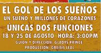 POS 2 El Gol de los Sueños   Teatro LA SALA DC