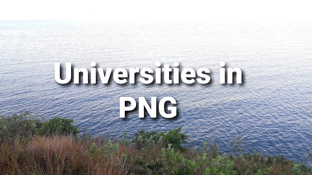 Six universities in PNG