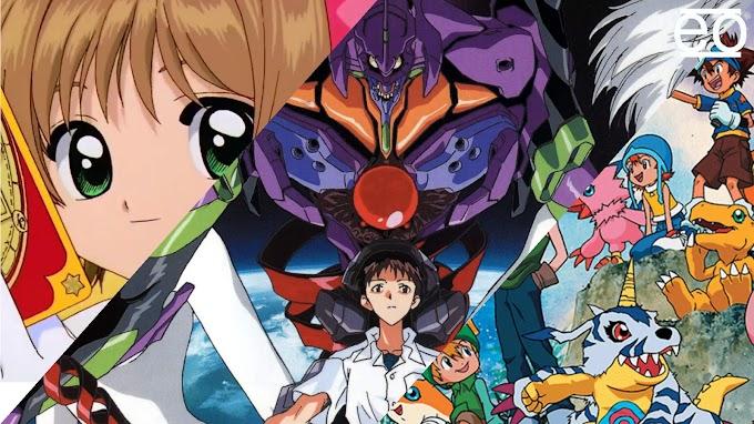 Diez animes imprescindibles que tienes que ver