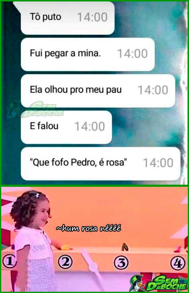 FOFO E ROSA