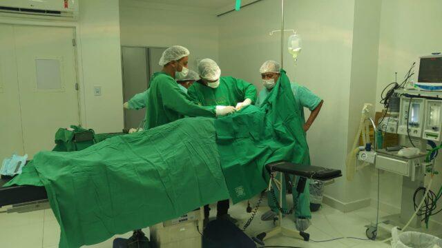 Emergência e Urgência do Hospital de Patos realizou 154 atendimentos e 21 cirurgias neste final de semana