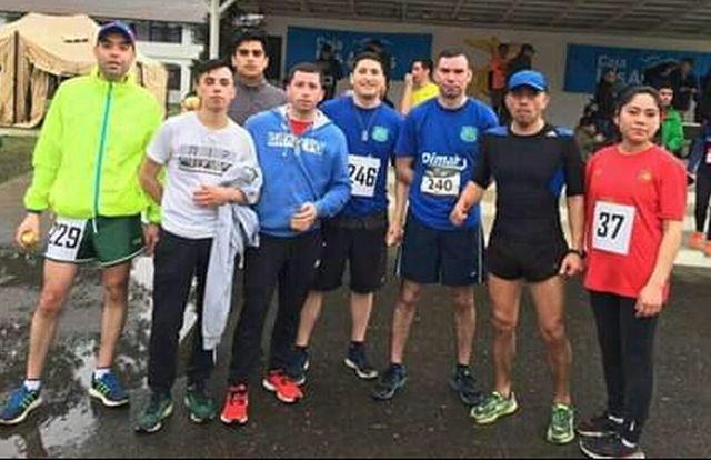 Corrida en Osorno
