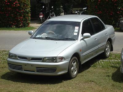 Bekas Mitsubishi Lancer