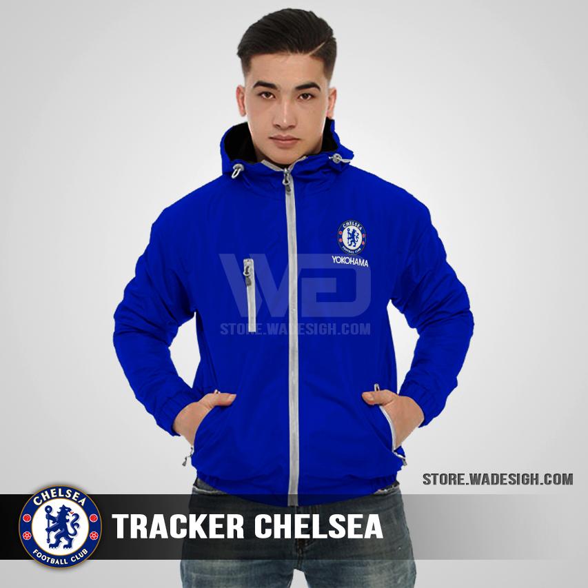 Jaket Tracker Waterproof Chelsea