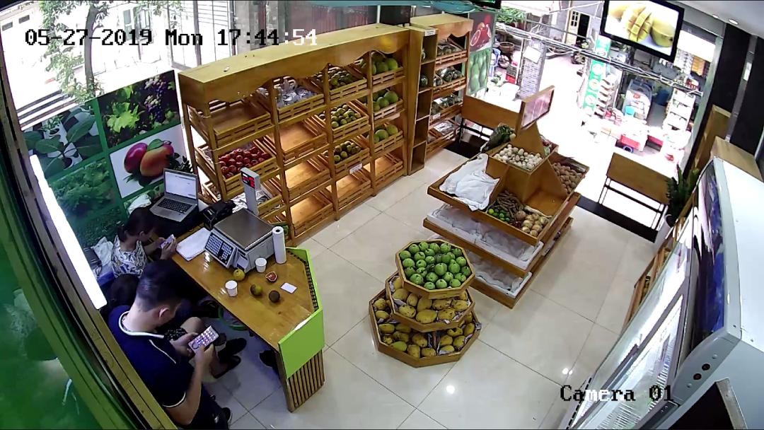 Hình ảnh tư camera FPT