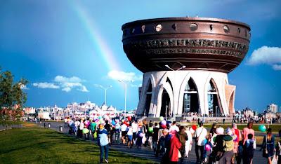 выходной в Татарстане, мероприятия, во сколько салют