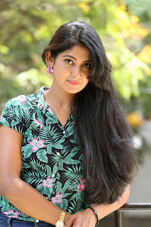 Tollywood Actress Yagna Shetty In Tight Jeans Latest Glam Pics Yagna Shetty At Lakshmi's NTR Press Meet Navel Queens
