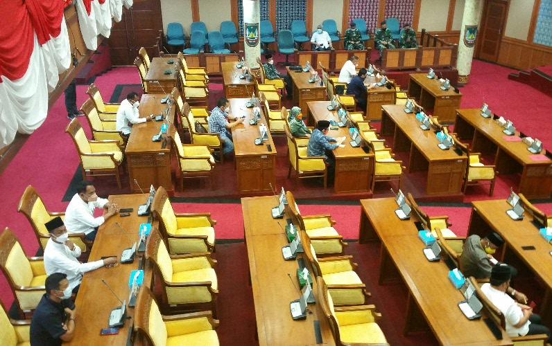 Fraksi PKS Ajukan Perubahan Susunan Alat Kelengkapan DPRD Kota Batam
