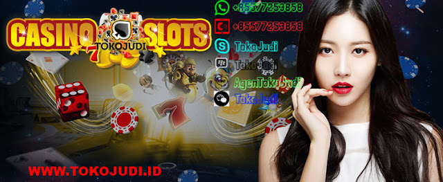 Tokojudi Permainan Slot Online Android & IOS