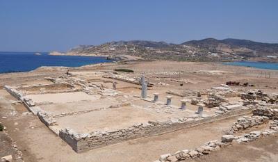 Είκοσι χρόνια ερευνών στο παριανό ιερό του Απόλλωνα στο Δεσποτικό Κυκλάδων