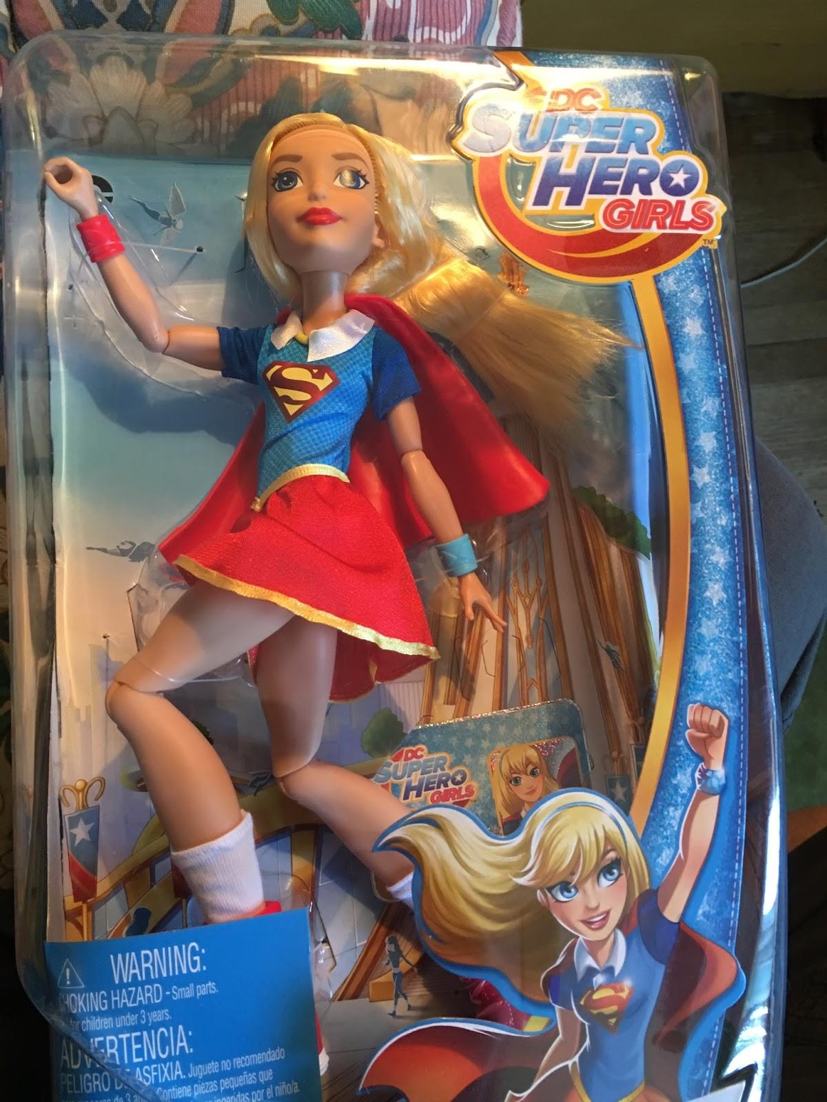 Supergirl sex doll