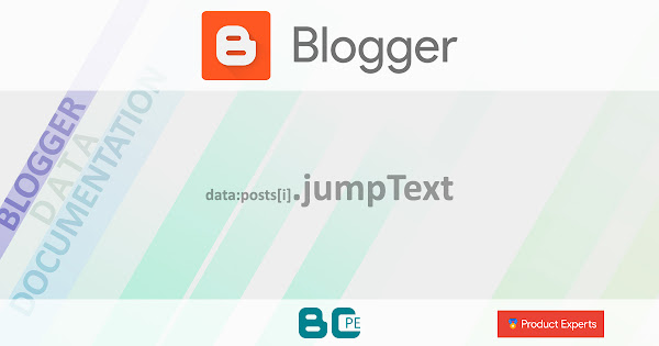 Blogger - Gadget Blog - data:posts[i].jumpText