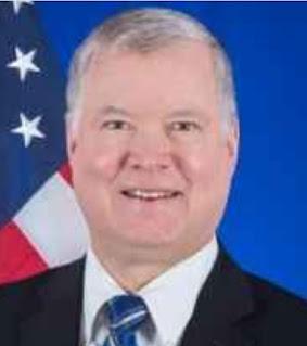 US Deputy Secretary of State Stephen E. Began