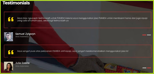 Fumida Jasa Anti Rayap