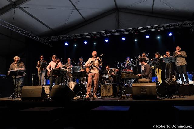 © Roberto Domínguez - Orchestre National de Jazz + Tim Berne