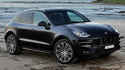 New 2016 Porsche Macan R4 Black Hd image