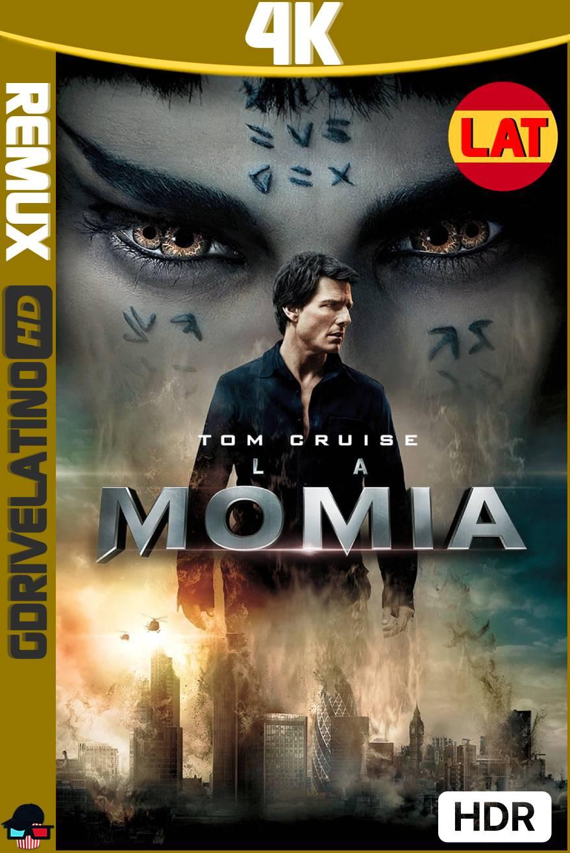 La Momia (2017) BDRemux 4K HDR Latino-Ingles MKV