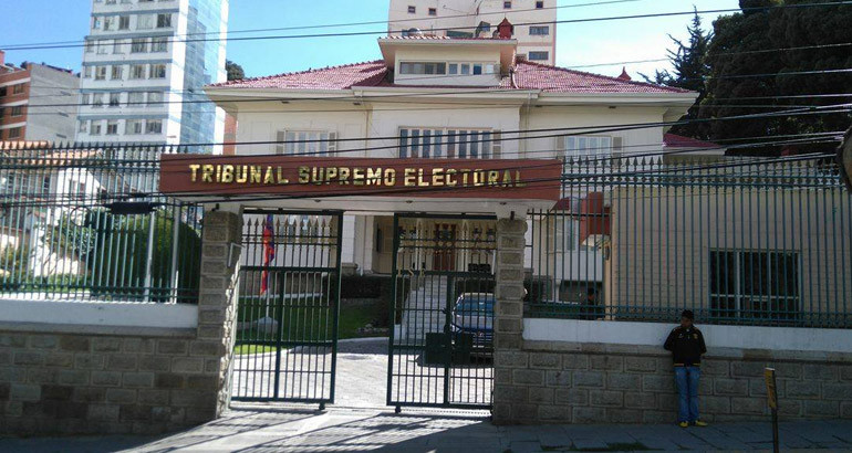 TSE no previó figura de reemplazos en su normativa vinculante para las elecciones primarias / TSE