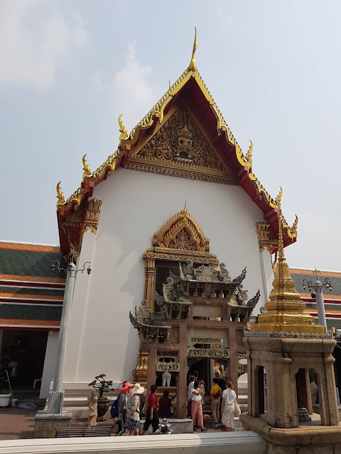 Tour Harian (1 Day 10 Hours) di Bangkok, Thailand, Bersama Private Tour Guide Riana