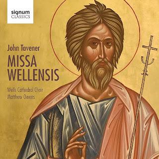 John Tavener - Missa Wellensis - Signum