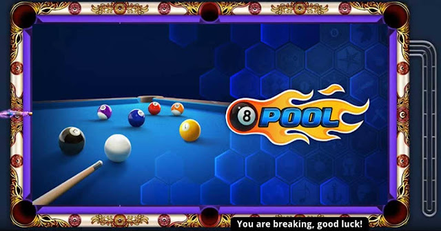 Earn $ 200 In month of 8 ball pool