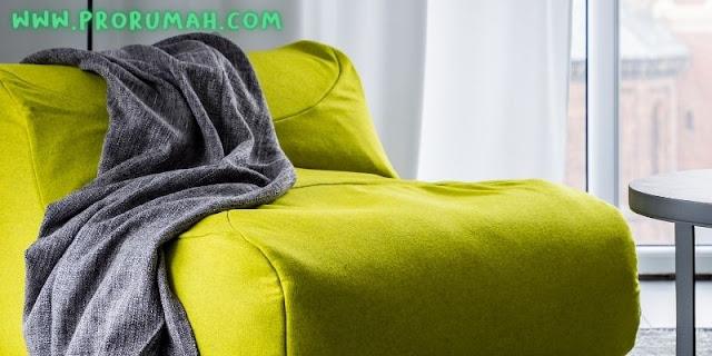 Sofa yang Sekaligus Menjadi Tempat Tidur