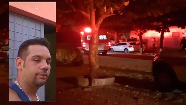 Homem é assassinado dentro de residência em Patos na noite desta quinta-feira (14)