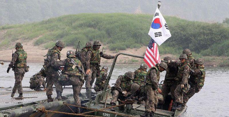 """Korsel Luncurkan """"Unit Pemenggal"""" untuk Habisi Pemerintahan Kim Jong-un"""