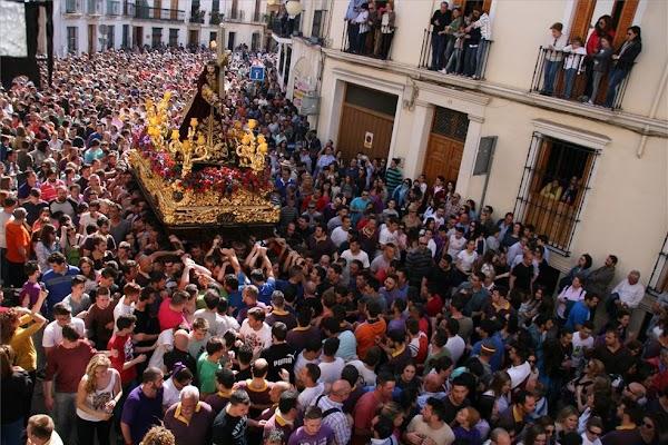 Orden Actualizado de las diferentes imágenes en la Magna Procesión de Córdoba del 14 de Septiembre del 2019