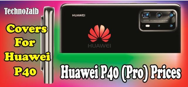 Huawei P40 (Pro) prices