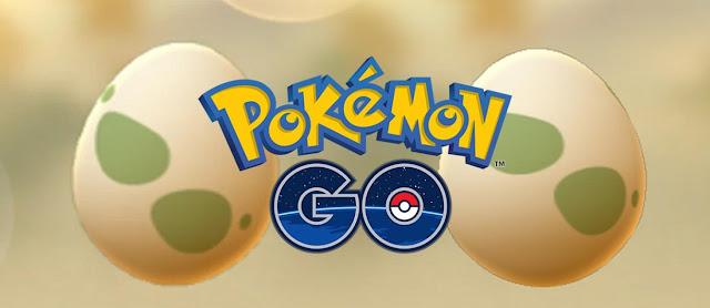 Isi Pokemon yang Ada Dalam Telur 2KM, 5KM dan 10KM