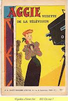 Aggie, Vedette de la télévision, numéro 3