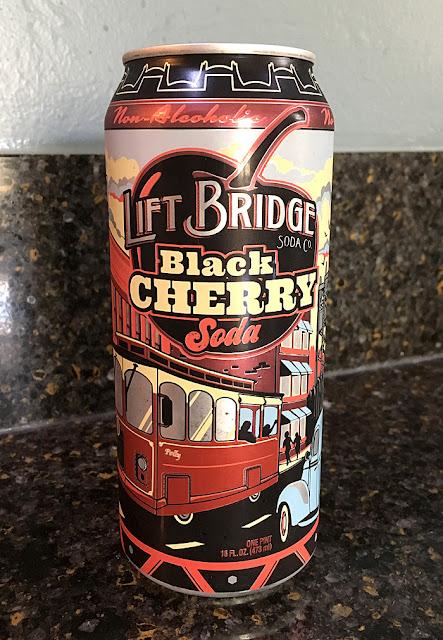 Lift Bridge Black Cherry Soda